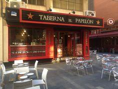 Taberna el papelón es el primero restaurante probé en Alicante. Me gusta porque tiene cerveza's especiales y siempre tengo wifi aquí