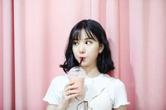 Find images and videos about pink, kpop and k-pop on We Heart It - the app to get lost in what you love. Extended Play, K Pop, Gfriend Album, Jung Eun Bi, Entertainment, G Friend, Korean Girl Groups, Mini Albums, Kpop Girls