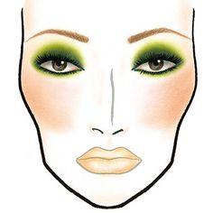 Eyes: Brule Eyeshadow (Highlight brow bone) Float on By Eyeliner Humid Eyeshadow (Apply over eyelid) Sweet