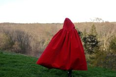 Little Red Riding Hood Party via Kara's Party Ideas