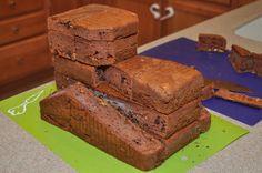 Construction Birthday Party Bulldozer Cake Balhoffs Photos cakepins.com