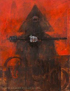 Muddy Colors: 10 Things...Horror Portfolio