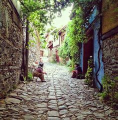 Bursa- Cumalıkızık, Turkey