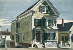 Edward Hopper Anderson's House