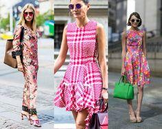 Como usar rosa como uma verdadeira fashion girl - Moda it