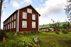 Pohjalaistalo. - Teuva, Finland. Scandinavian Countries, Scandinavian Home, Finland Travel, Smokehouse, First Home, Denmark, Buildings, Nostalgia, Real Estate