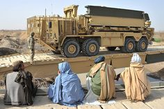 Royal Engineers Construct Bridge in Afghanistan Using ABLE Vehicle by Defence Images, via Flickr
