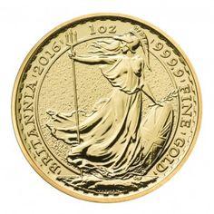 Die Britannia im Wandel der Zeit - von der Antike bis zur Britannia Goldmünze 2016 aus 999,9er Gold