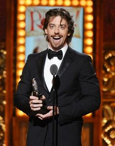 NEW YORK (AP) — Two-time Tony Award winner Christian Borle has gotten the golden ticket: He'll star as Willy Wonka in Christian Borle, Peter And The Starcatcher, Sutton Foster, Tony Award Winners, Jesus Christ Superstar, Legally Blonde, Monty Python, Straight Guys, Chocolate Factory