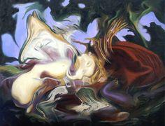 Life and Death 9 - oils on canvas  #art #abstractart #abstractpainting #painting #abstract #johncarwithen