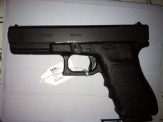 Glock model 21 .45 ACP Find our speedloader now!  http://www.amazon.com/shops/raeind