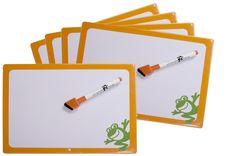 De nieuwe Met Sprongen Vooruit wisbordjes. Ideaal voor een hoge betrokkenheid tijdens de klassikale oefenles.