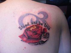 fuckyeahstephenkingtattoos:    my first tattoo, wanted an original creation, think I got it: