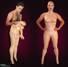 Closet Monster Rubber Dollskin Classic-1 by LATEXDOLLanimago on DeviantArt