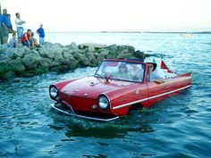 Swimming With Cars: 9 Amphibious Vehicles - Popular Mechanics