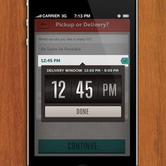 ChowNow Picker by Assembly Company