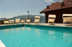 Pool at Lake Como