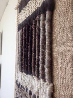 Telaresytapices .... Maria Elena Sotomayor : Los elegantes grises .....