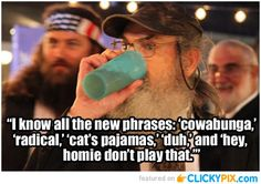 19 Greatest Duck Dynasty Quotes