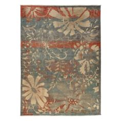 "Adina Collection Oriental Rug, 8'8"" x 11'10"" 