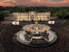 diamond jubilee concert - Bing Images