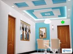 Ceilings that make your house stand out! To know more: www.gyproc.in/