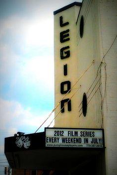 Legion Theatre, Cartersville, Georgia | Flickr - Photo Sharing