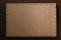 DIY - My new cork board inspired by Restoration Hardware