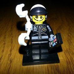 10x minifig arme weapon lightsaber laser noir//black 64567 NEUF Lego