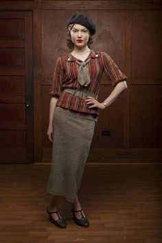 Bonnie & Clyde's Costume Designer Discusses The Iconic Fashion In The Series 1930s Fashion, Retro Fashion, Vintage Fashion, Victorian Fashion, Fashion Fashion, Look Vintage, Vintage Mode, Moda Lolita, Vintage Outfits