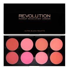 Makeup Revolution Blush Palette - All About Cream