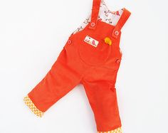 Little Birds Romper pattern sewing PDF, Overall Dungaree,  children babies toddler, Baby Girl Boy 6 9 12 18 months 2 years INSTANT DOWNLOAD