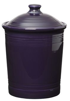 Fiesta Plum Canisters....ooo Purple! | Kitchen Ideas | Pinterest | Fiestas, Purple  Kitchen And Kitchens