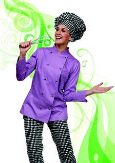 ¡Cocineras! ya tenemos tallaje y patronaje en uniformes originales y divertidos para vosotras... ¿Qué os parece?