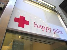 Happy Pills, need some every now and then!