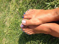 Baseball toes!