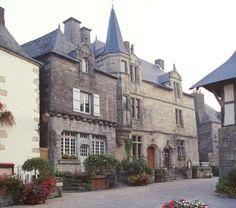 Hôtel, Rochefort-en-Terre