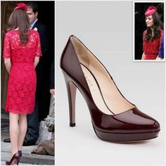 Kate Middleton shoes | KATE MİDDLETON (DUCHESS OF CAMBRİDGE) AND PRADA SHOES | MYROYALS ...