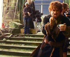 The Stereotypical Teacup | A Definitive Ranking Of Martin Freeman's Middle Fingers