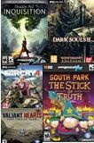 Como ya es habitual compartimos con toda la comunidad compucalitv, lo que para nosotros son los mejores 10 juegos para PC que se compartieron durante el 2014