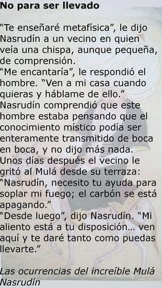 #sufismo #nasrudin #humor