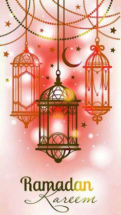 Ramadan Wallpaper Hd, Wallpaper Ramadhan, Islamic Wallpaper, Eid Crafts, Ramadan Crafts, Ramadan Decorations, Ramadan Png, Muslim Ramadan, Islam Muslim