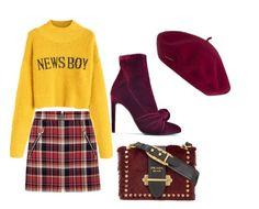 Designer Clothes, Shoes & Bags for Women Giuseppe Zanotti, Old School, Prada, Fancy, Shoe Bag, Boys, Polyvore, Stuff To Buy, Shopping