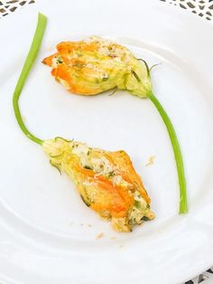 The Garden is Growing and a Stuffed Zucchini Blossom Recipe - Cottage and Vine