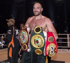 Tyson Fury has withdrawn from his world heavyweight championship rematch with Wladmir Klitschko