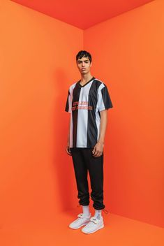 """Atelier New Regime's """"Play to Win"""" Collection Celebrates the Underdog in Us All: Strong sportswear vibes."""