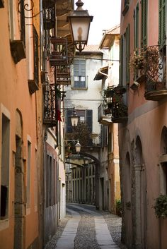 Orta San Giulio, Piedmont, Italy
