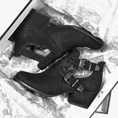 Wittner | Cachet cut-out boots