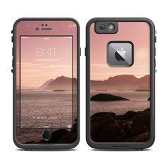 Pink Sea LifeProof iPhone 6s Plus fre Skin