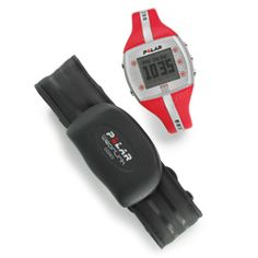 Polar FT7 Heart-Rate Monitor - this is the best HRM watch.  I don't leave home without it!! (via Experience Life - Lifetime Fitness)